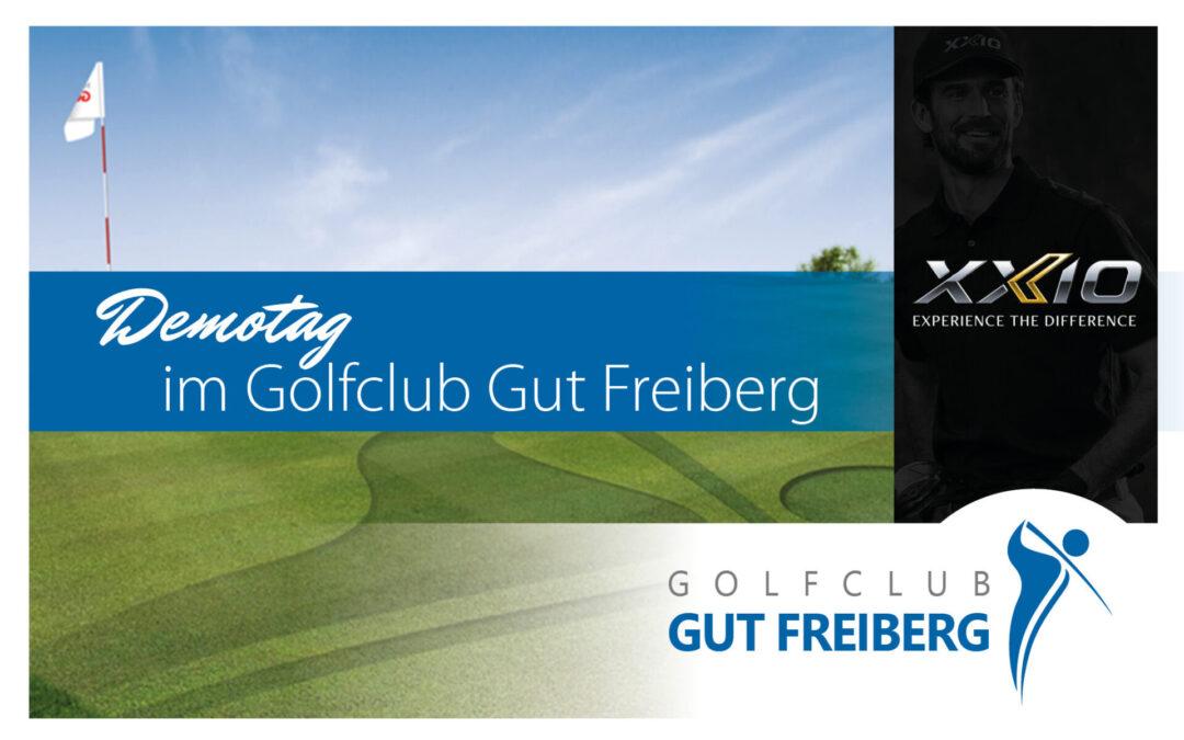 Srixon Golf & XXIO Demotag am 06.06.2021